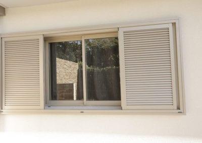 Fenêtre à guillotine