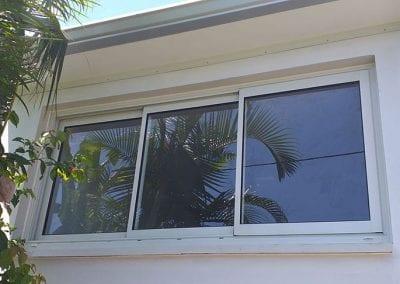 Fenêtre coulissant